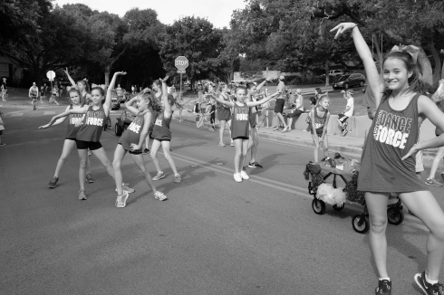Scenes from the 2016 Tarrytown 4th of July parade.